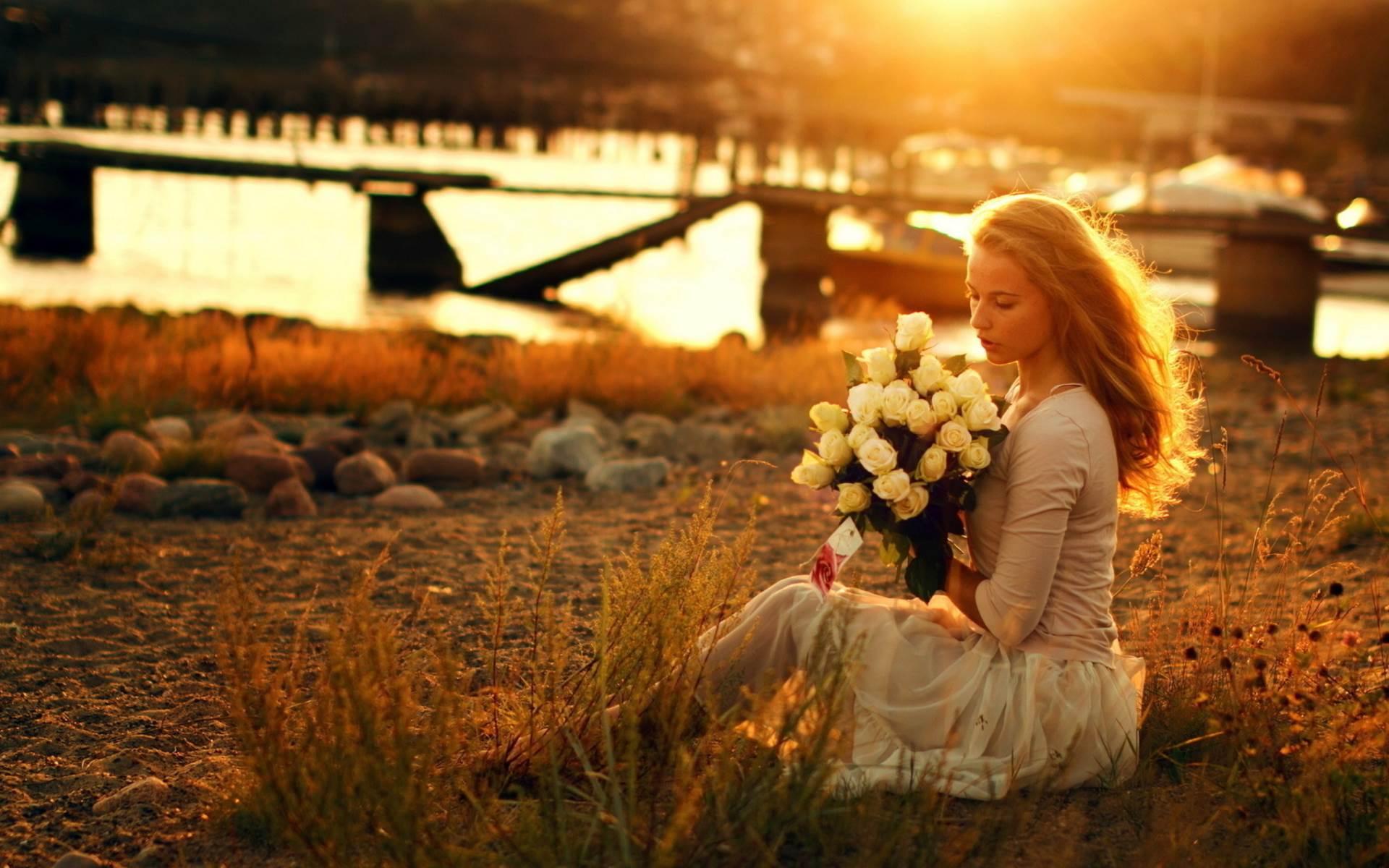 عکس عاشقانه رمانتیک دختر