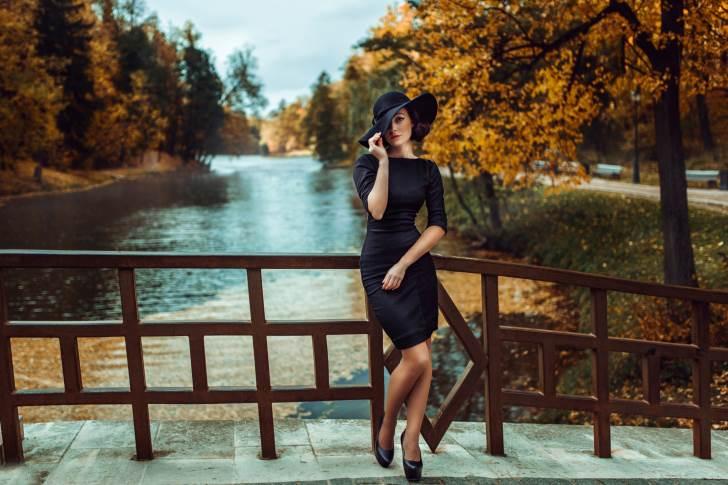 عکس رمانتیک دختر