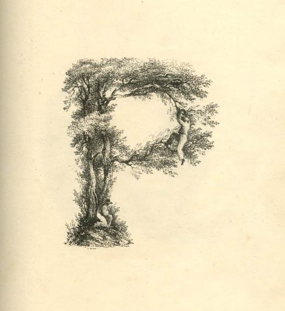 عکس حرف p انگلیسی نقاشی